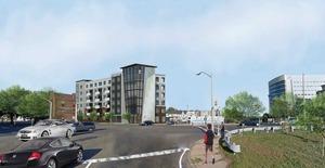 70 leo m birmingham parkway proposed residential condominium new construction building boston landing brighton mbta commuter rail