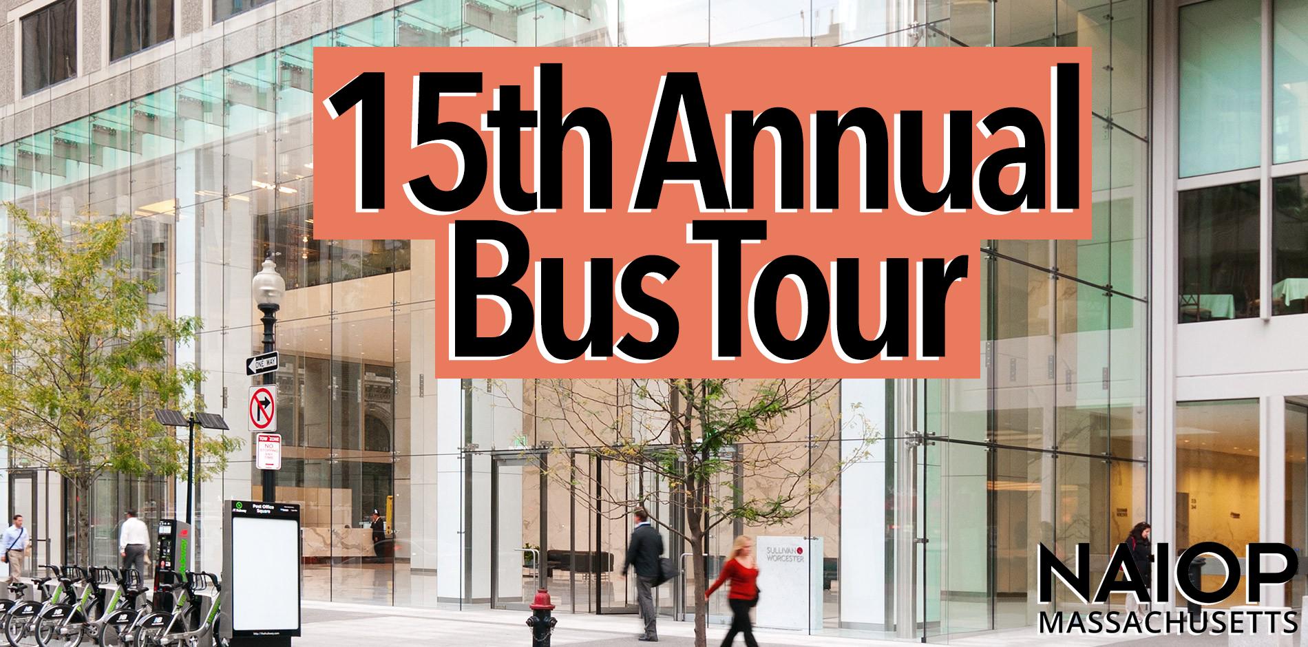 Naiop bus tour