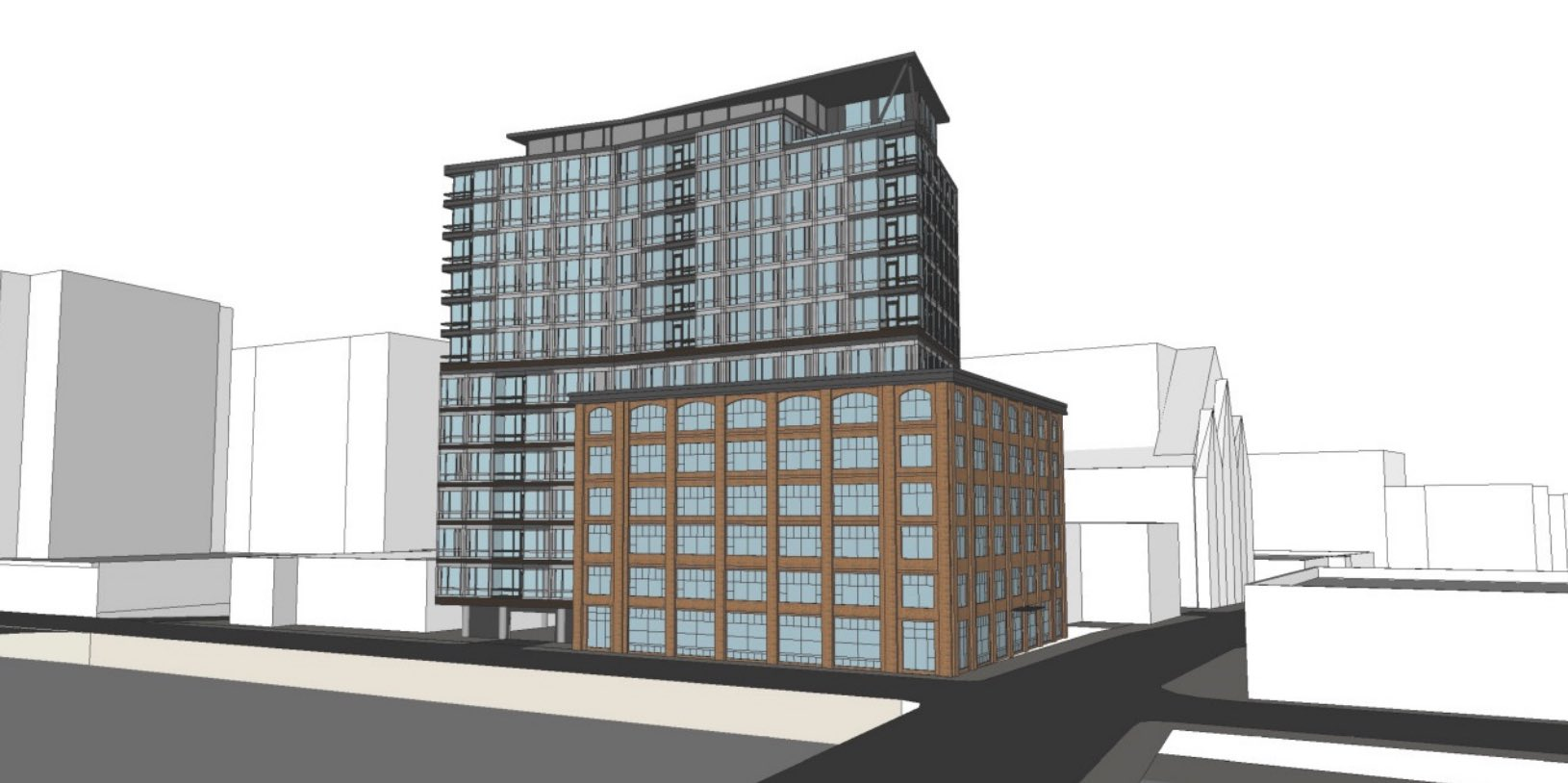 112 shawmut avenue south end new york streets proposed residential apartment retail development the davis companies
