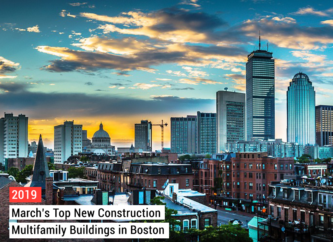 Marchs top new construction multifamily buildings in boston