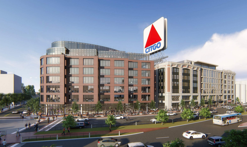 Kenmore square redevelopment approval