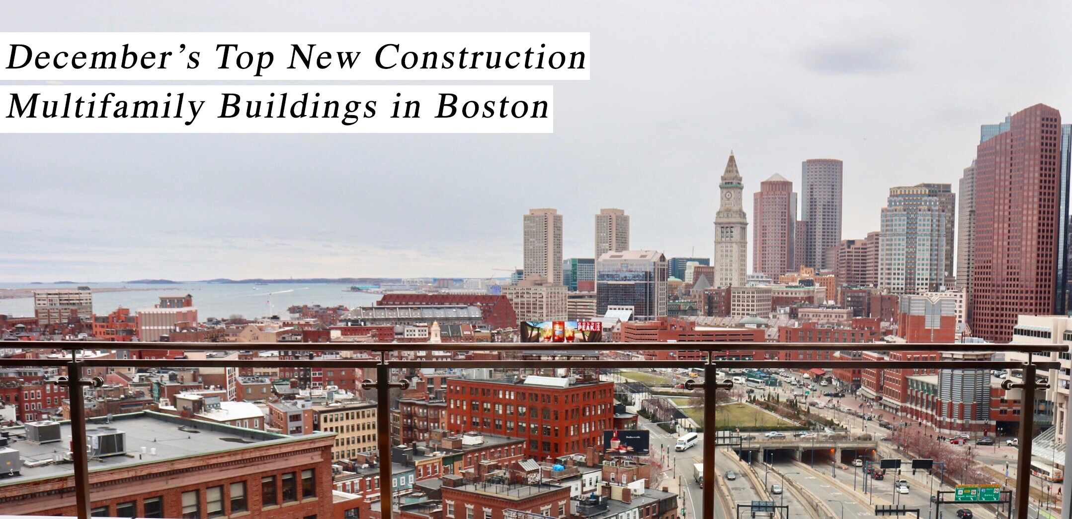 Decembers top new construction multifamily buildings