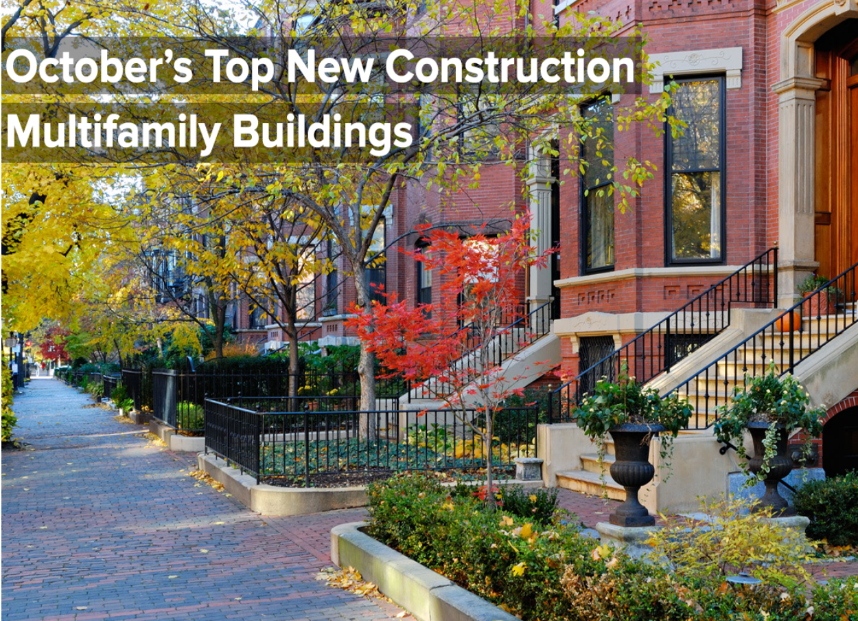 October 2019 multifamily
