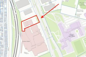 75 morrissey boulevard dorchester boston center court properties pob capital development site