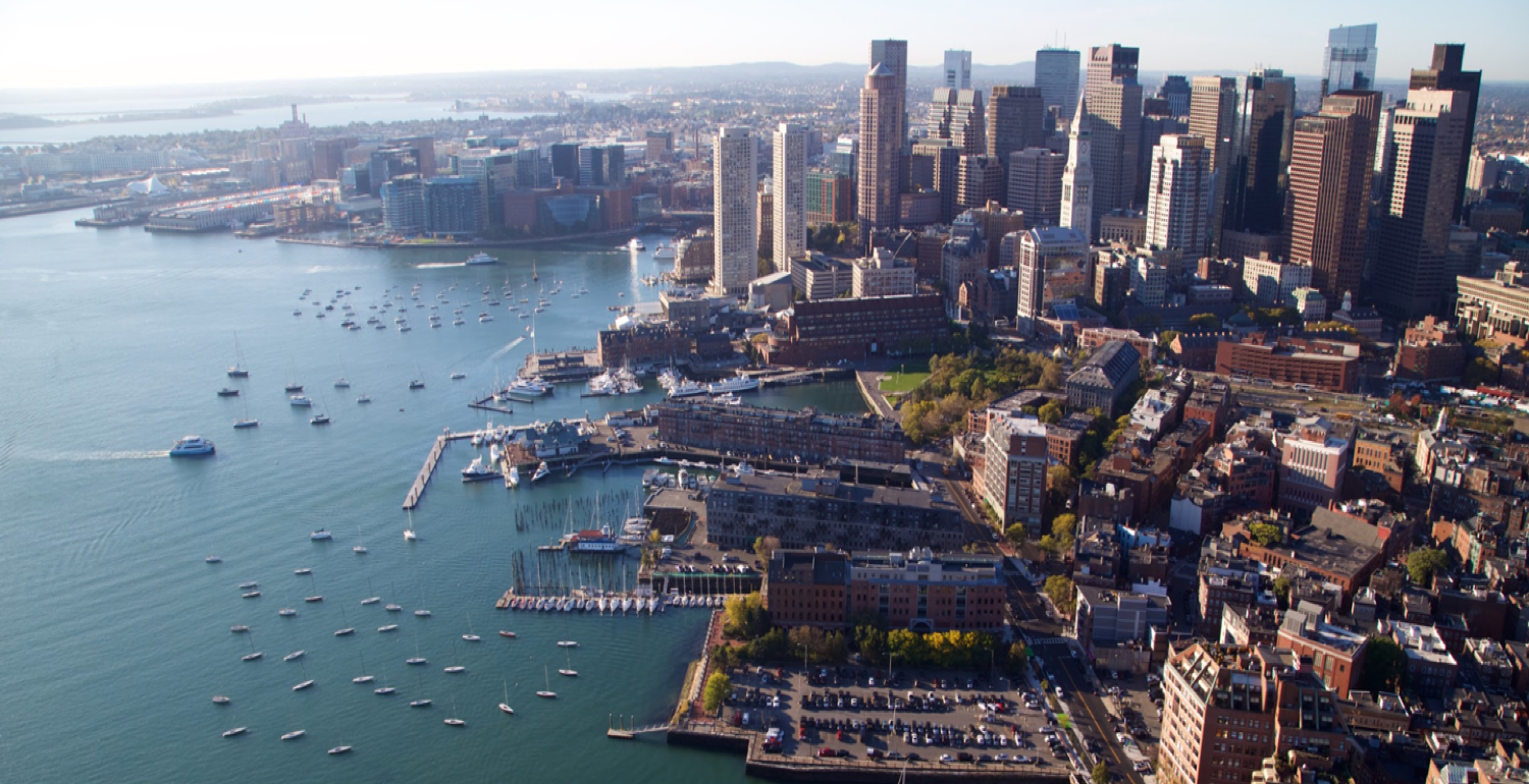 June boston aerial