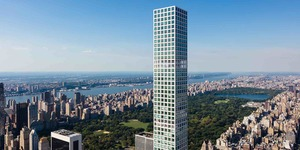 432 park avenue supertall tower residential luxury condominium cim group macklowe properties rafael vinoly architects slce architects
