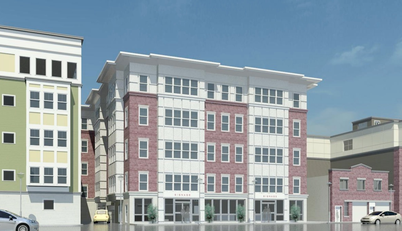 45 l street mixed use development south boston southie residences retail peter leoutsakos sutphin architect