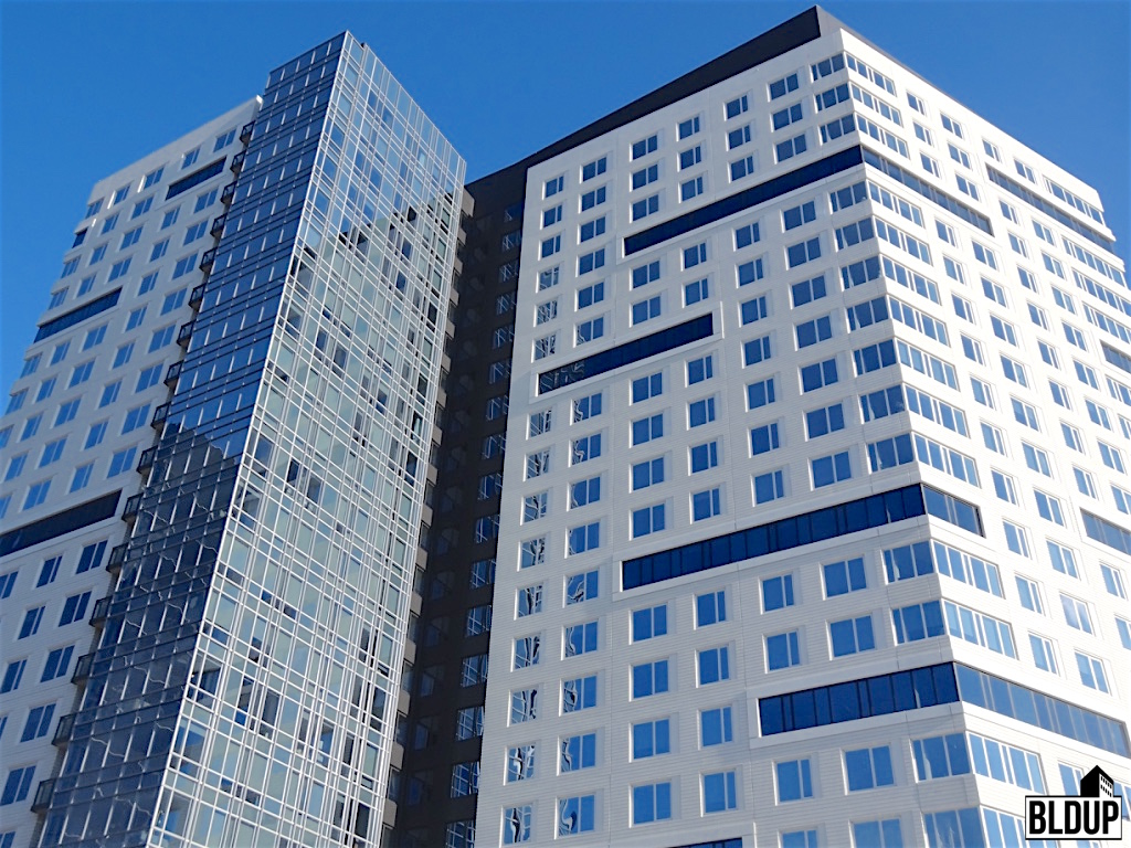 100 pier 4 seaport district boston apartments udr development john moriarty and associates construction