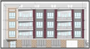 85 93 willow court proposed residential development dorchester patrick cibotti rca llc architect rendering