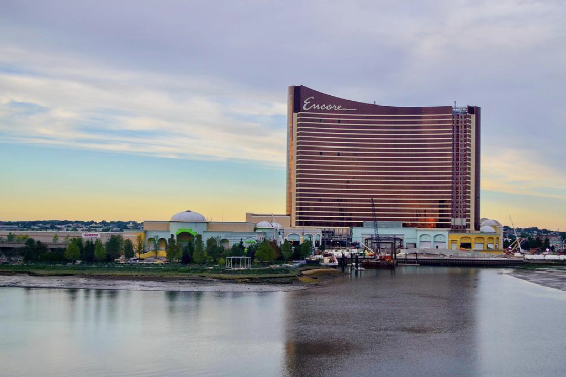 Encore boston harbor everett ma