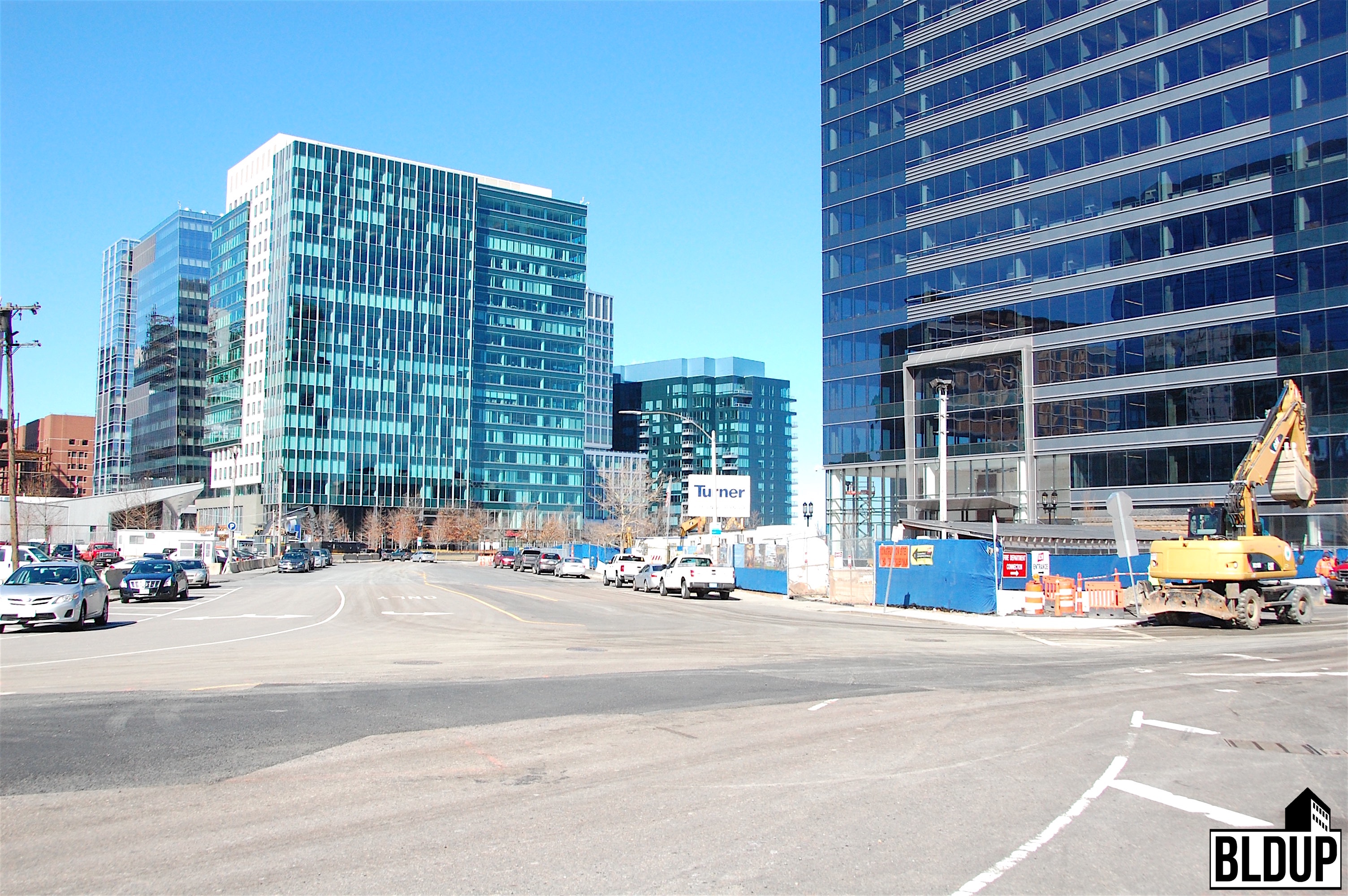 Northern avenue straightening project public works street a a will corporation seaport district south boston waterfront 2