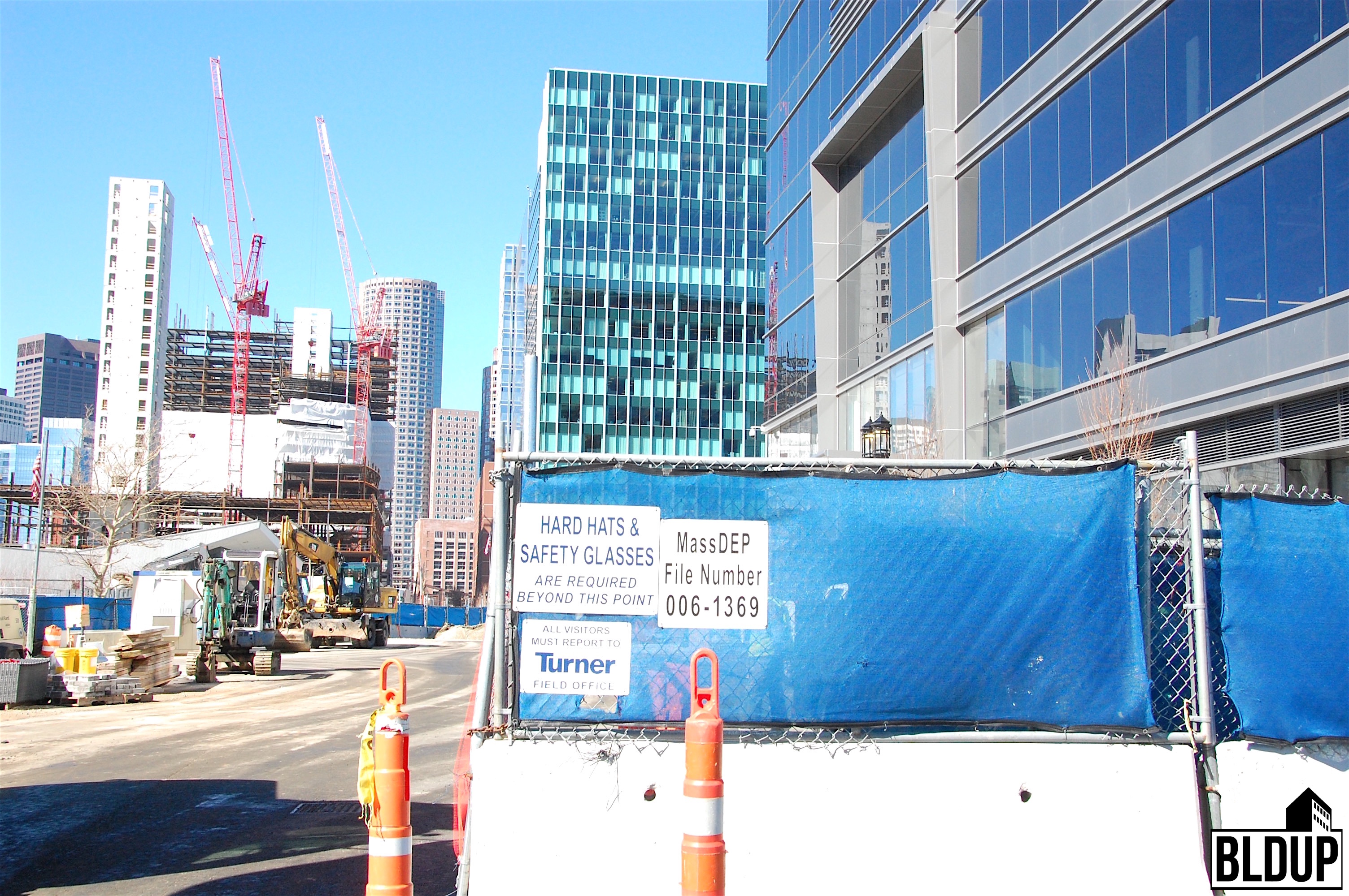 Northern avenue straightening project public works street a a will corporation seaport district south boston waterfront 3