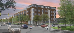 Parcel u jamaica plain forest hills mbta transit urbanica development architecture construction residential townhouse retail 1