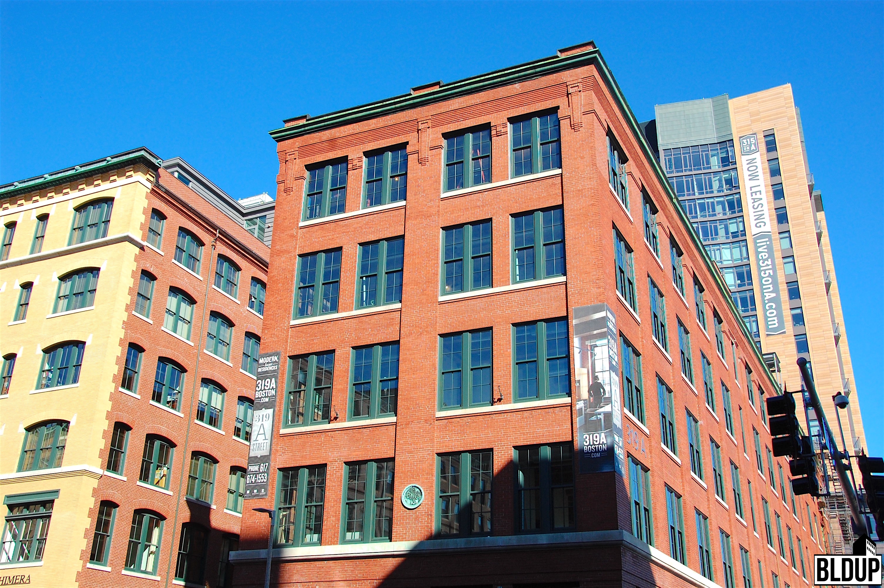 319 A Street Fort Point South Boston Waterfront Southie Residential  Condominium 48 Luxury Building Boston Residential