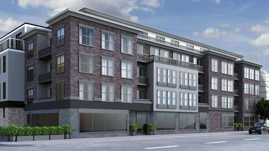 Broadway place 150 west broadway south boston southie residential retail development project boston real estate capital city point place llc choo company architectural rendering