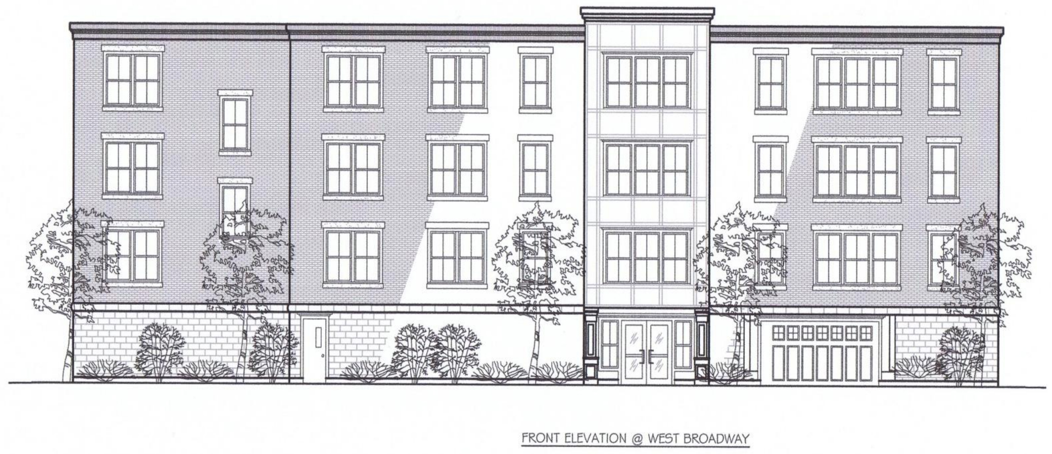 135 athens street south boston real estate office development construction rmc development sutphin architects rendering