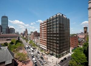 535 545 boylston street back bay copley square boston john hancock life insurance company office space