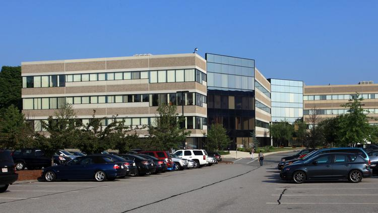 1 wayside road burlington nuance communications piedmont office realty trust acquisition