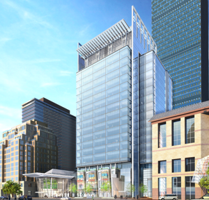 888 boylston street office back bay boston properties development cbt architects vhb turner construction company