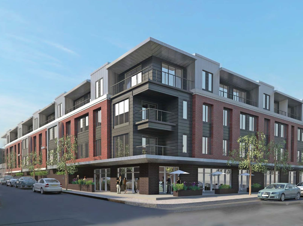 190 206 west second street south boston southie approved mixed use residential retail real estate apartments condos for sale rent patrick mcdevitt east way development quincy