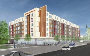 Residence inn boston watertown hotel boylston properties stonebridge companies procon