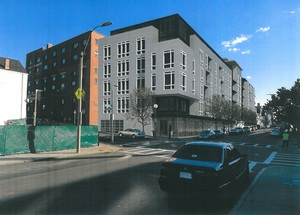 301 303 border street east boston waterfront development project residential retail city real estate development corporation choo company architect