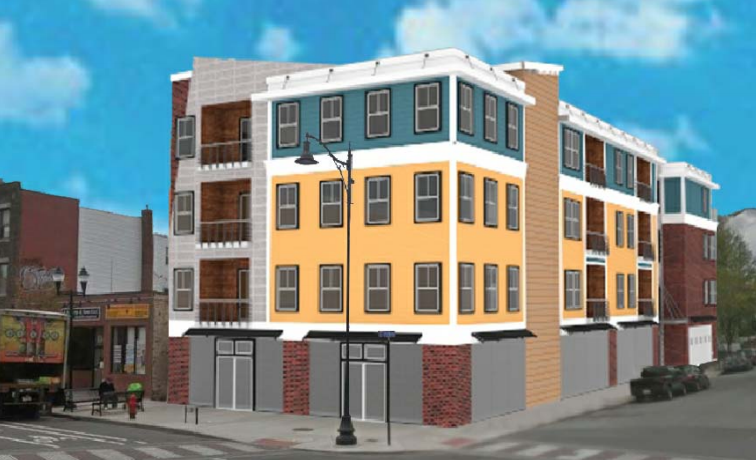 118 broadway east somerville apartment retail development