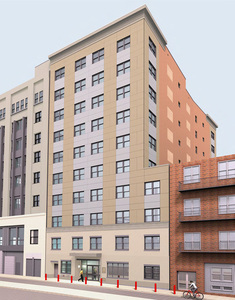Oxford ping on affordable housing chinatown boston hudson group consigli construction