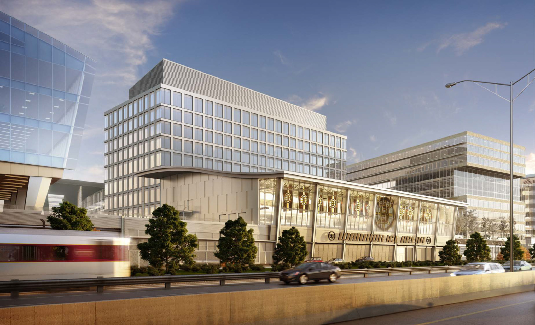 80 guest street warrior ice arena boston landing boston bruins brighton development