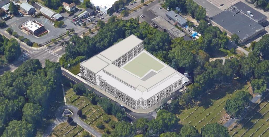 289 walk hill street residences apartments roslindale boston approved development