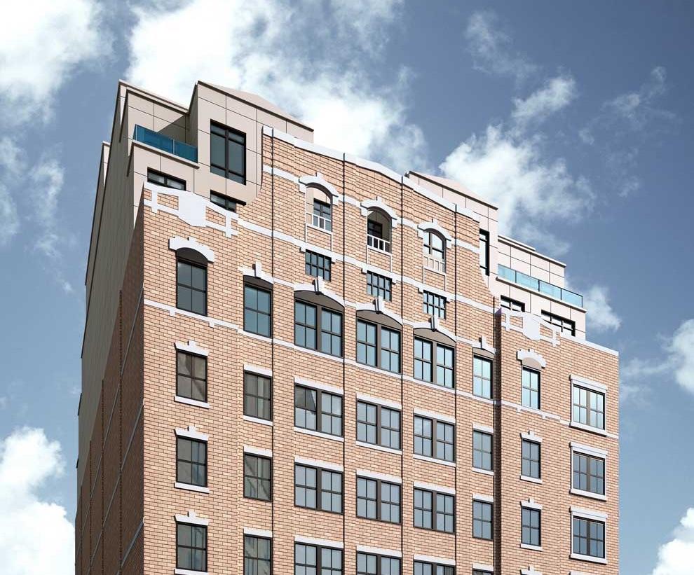 Forecaster 121 portland street bulfinch triangle boston residential condominiums retail pizzuti development consigli construction
