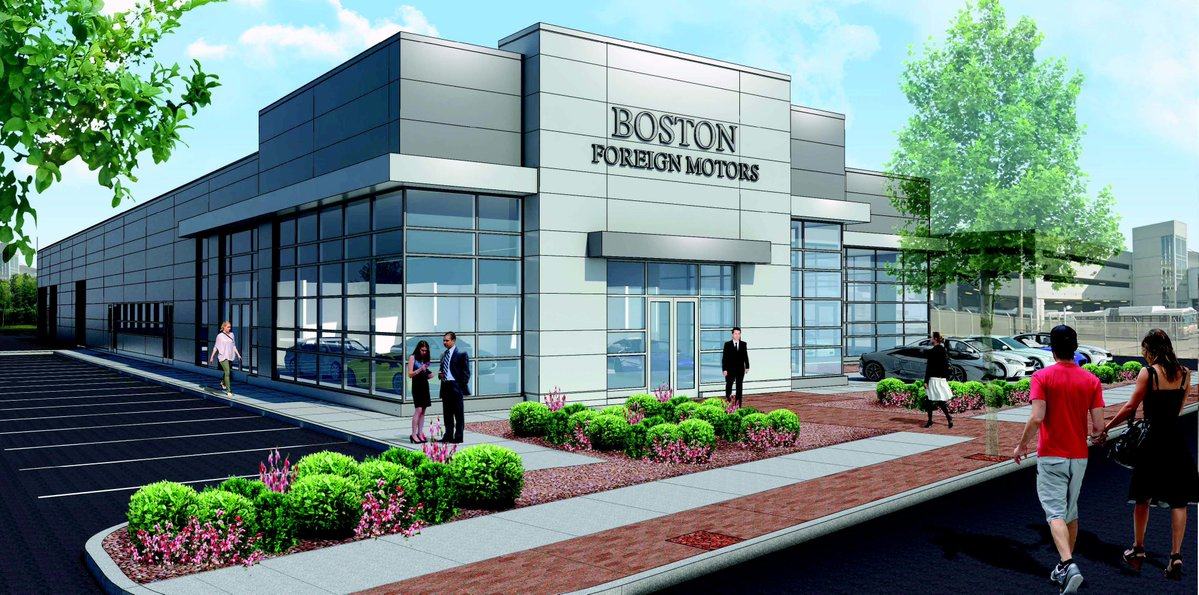 202 southampton street dorchester boston foreign motors automotive dealership