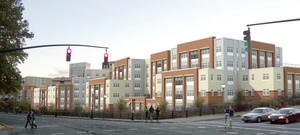 The commons at providence station rhode island transit oriented development