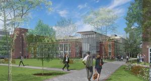 Ruth mulan chu chao center harvard university business school executive education new academic building allston