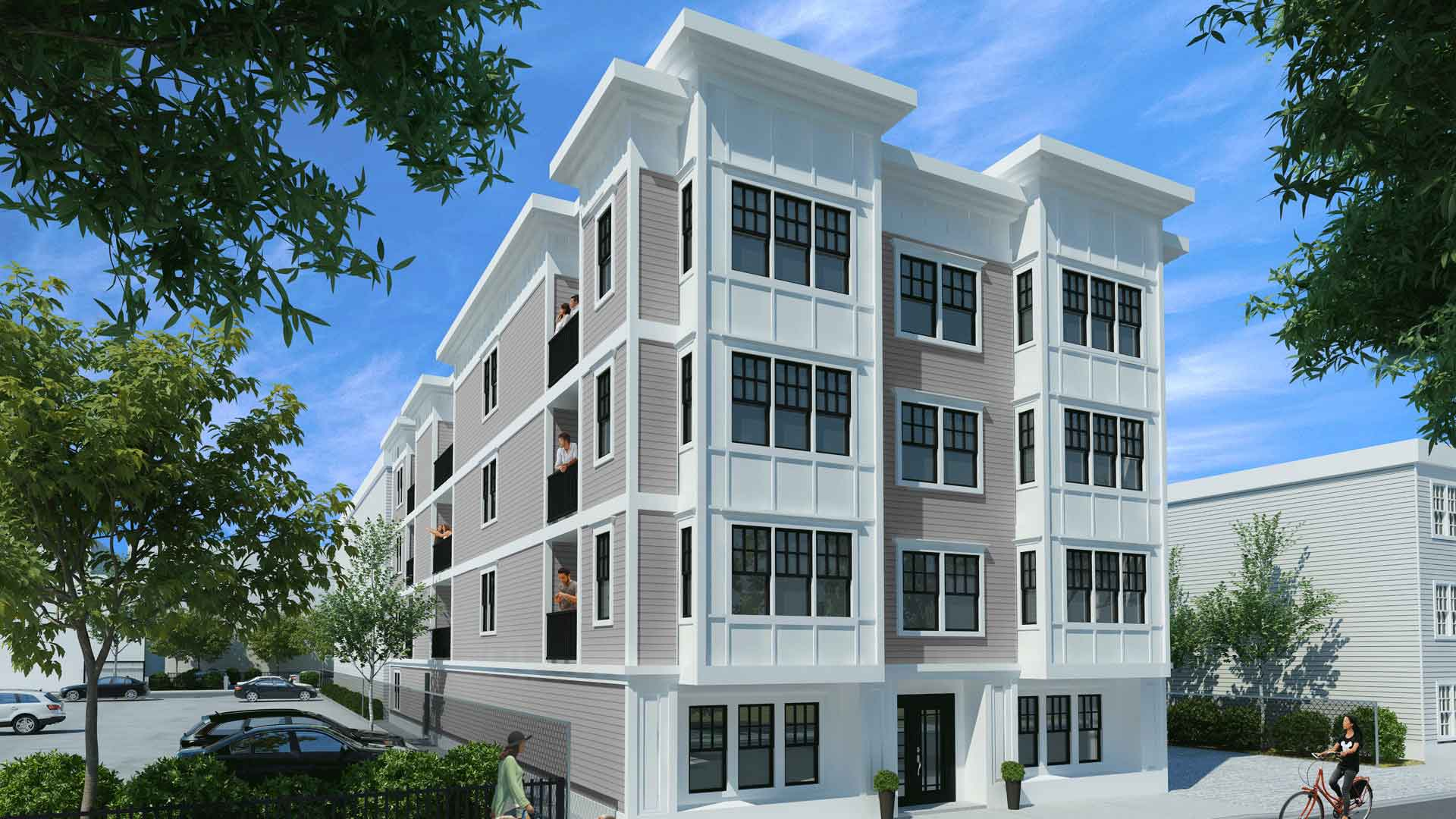 The fratera luxury condos east boston bushari real estate 186 havre street residential new construction ballas group jamaica plain developer
