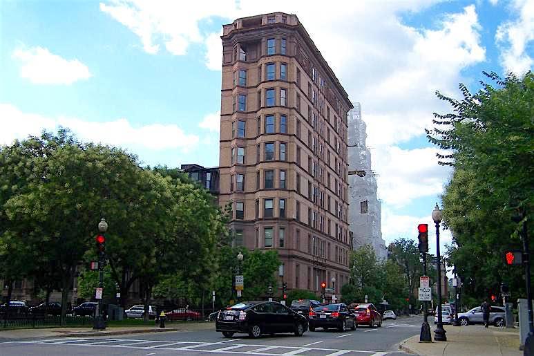 29 commonwealth avenue office building hexagon properties