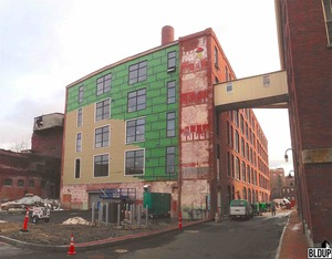Massachusetts mills phase iii residential apartment development lowell downtown waterfront