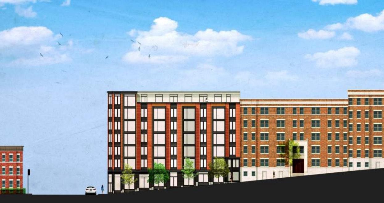 1440 Commonwealth Avenue Allston Brighton Residential Retail Proposed  Development ...