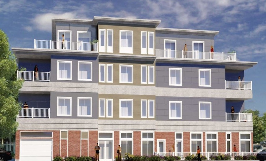 933 east second street south boston residential development roche christopher architecture rendering
