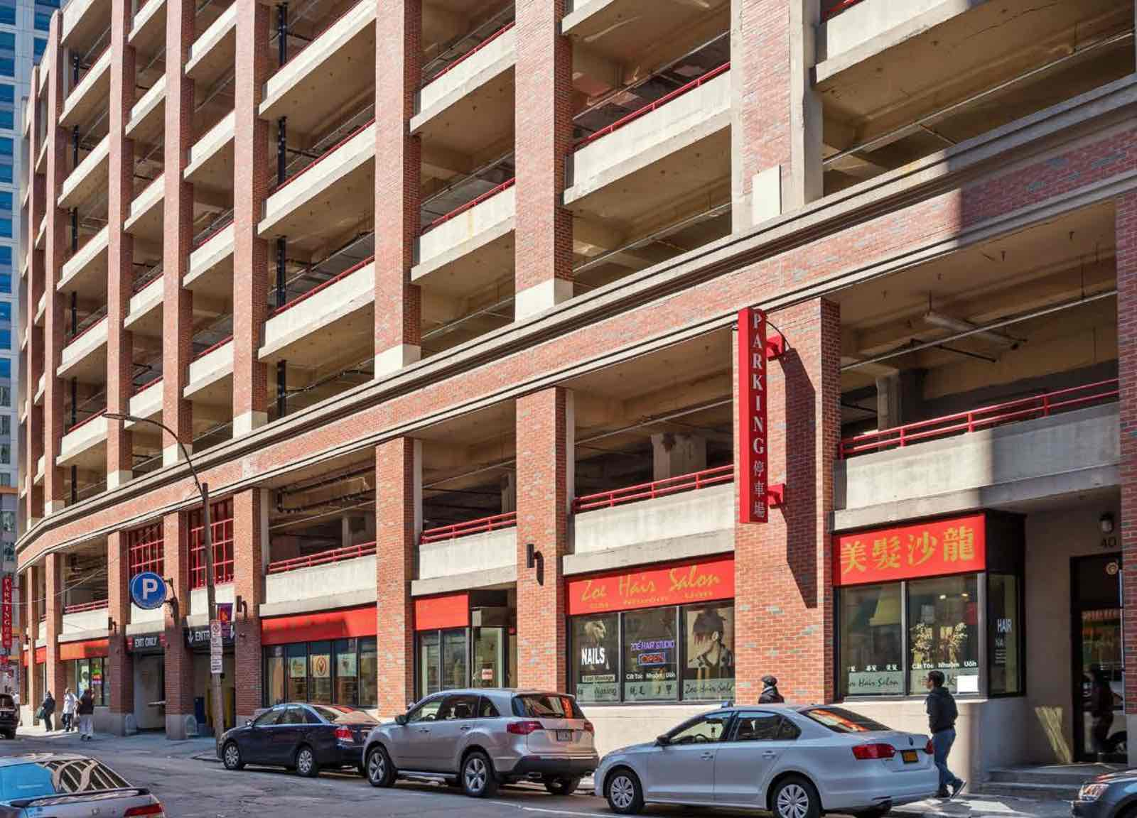 14 40 beach street parking garage chinatown foxrock properties