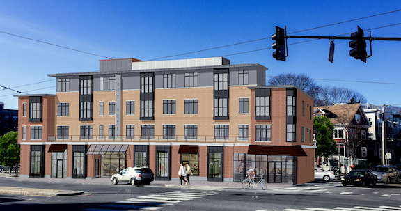 1868 massachusetts avenue cambridge porter square hotel development young construction gourmet express site