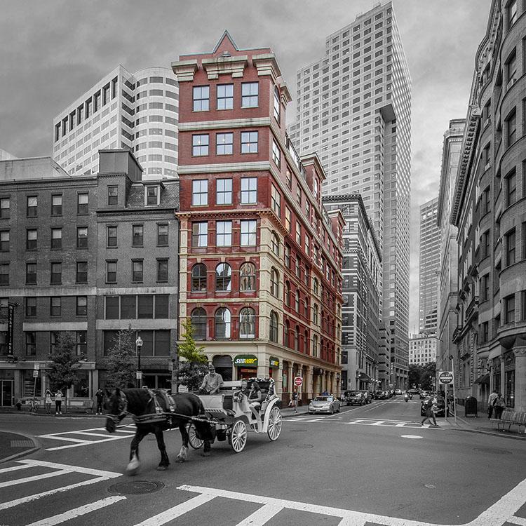 153 milk street the hoffman companies financial district boston apartments retail