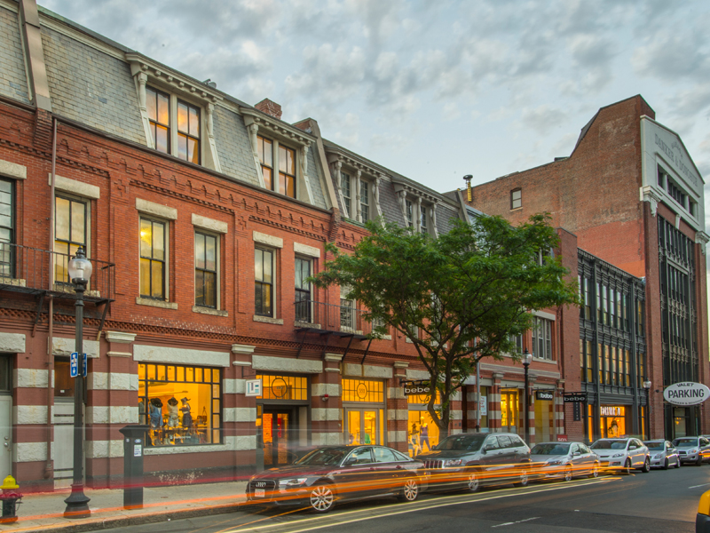353 newbury street boston retail property acquisition infinity real estate