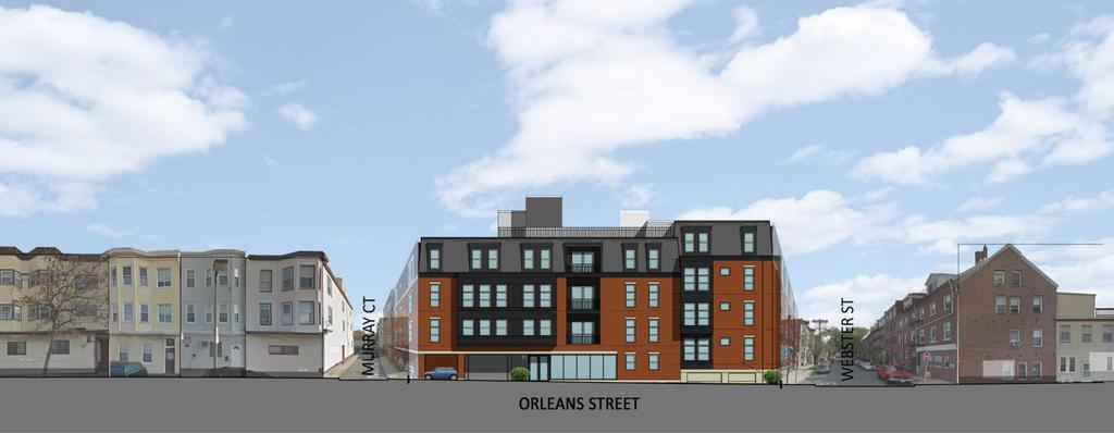 31 orleans street residential apartment development jeffries point east boston waterfront