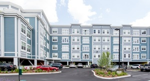 Wellington parkside luxury residences apartments everett ma dolben company taurus investment