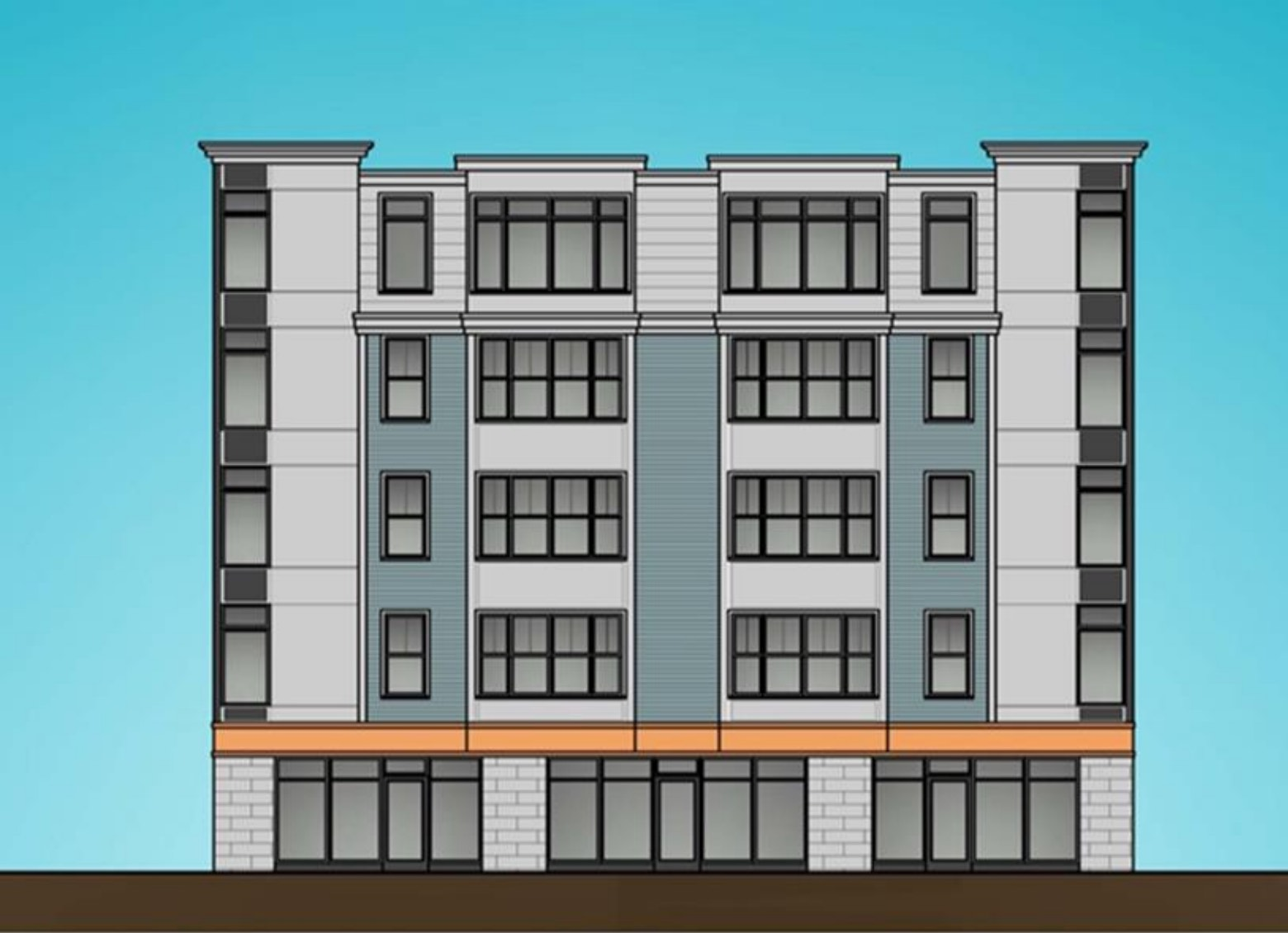 734 dudley street dorchester uphams corner proposed residential retail development