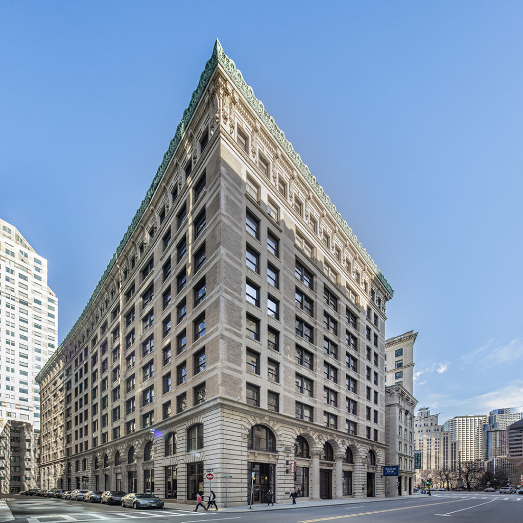 50 congress street financial district post office square boston guggenheim real estate partners