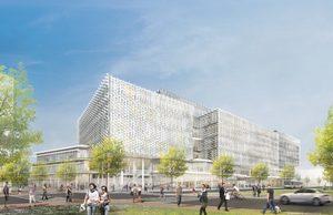 Harvard university science and engineering complex western avenue allston behnisch architekten