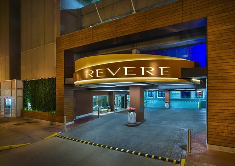 200 stuart street revere hotel boston common parking garage cim group