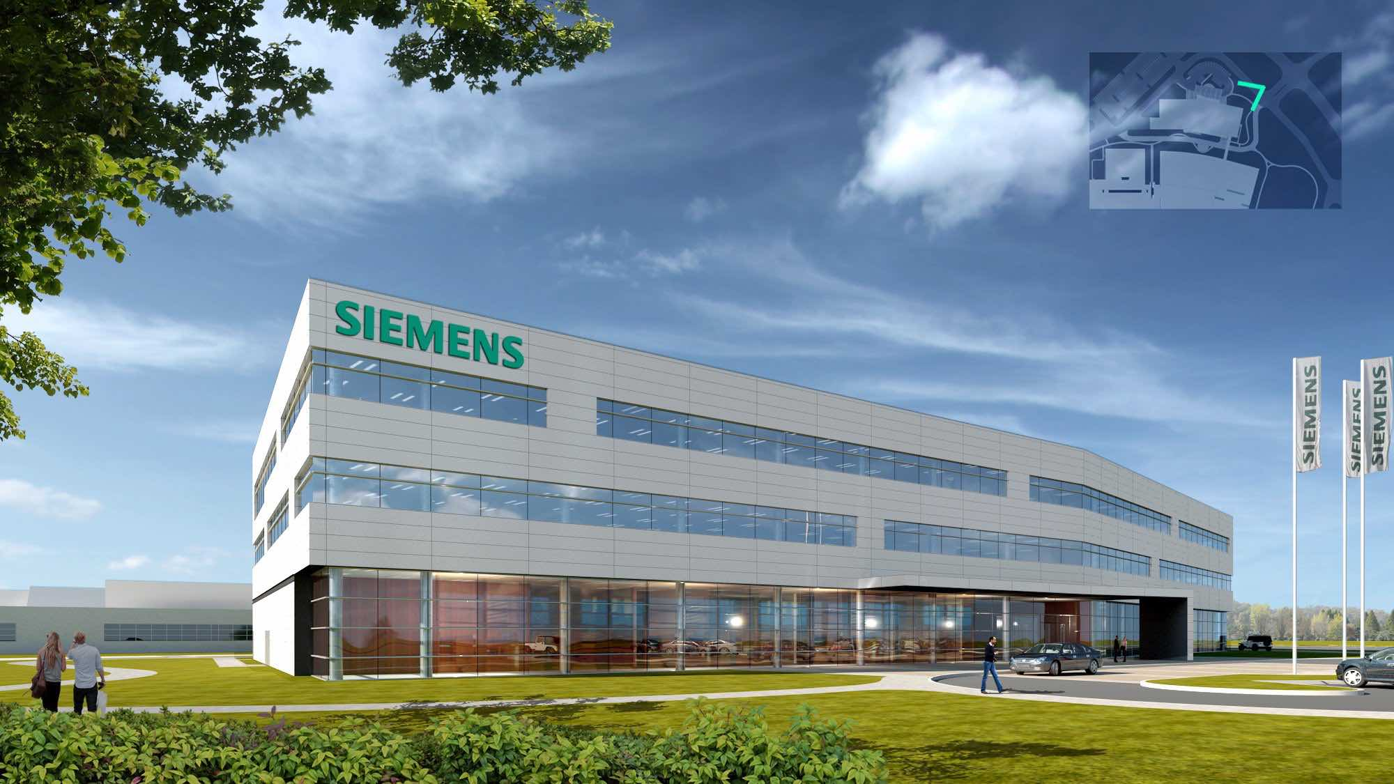 Siemens walpole ma facility renovation expansion project 333 coney street columbia construction